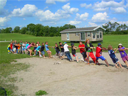 Super Hero 2009 - Tug-of-War