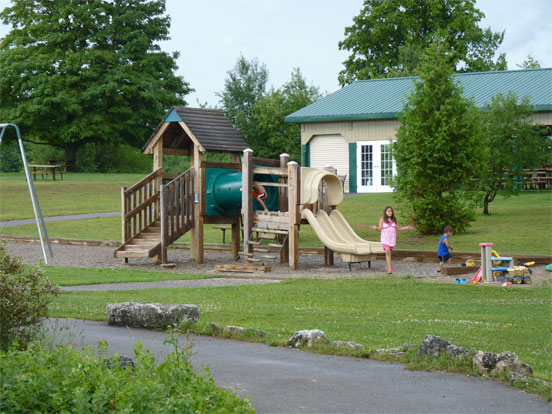 Playground - At play time
