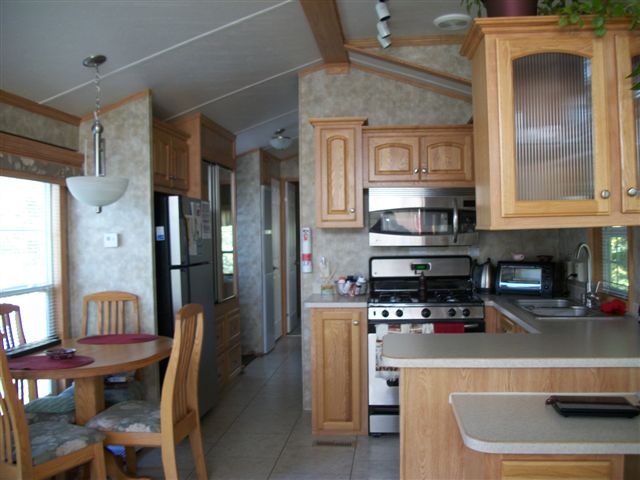2007 Breckenridge Le 45 Park Model Trailer For Sale