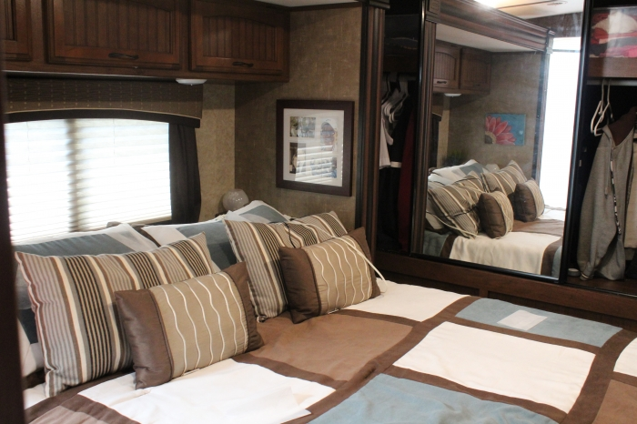 Jayco 2016 - Bedroom