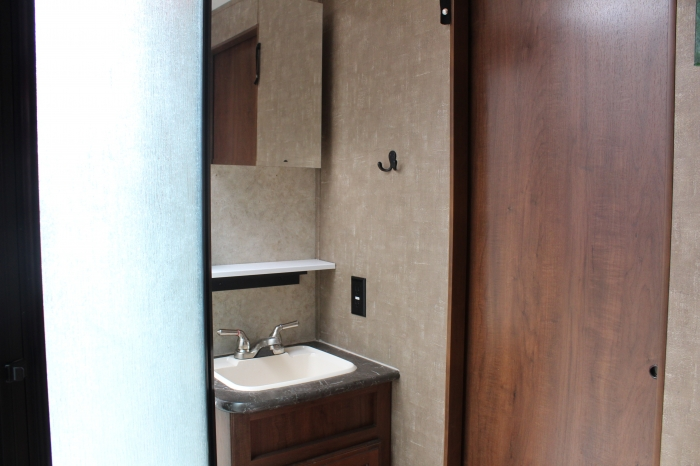 Jayco 2016 - Bathroom