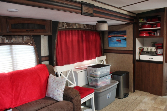 Jayco 2016 - Living Room