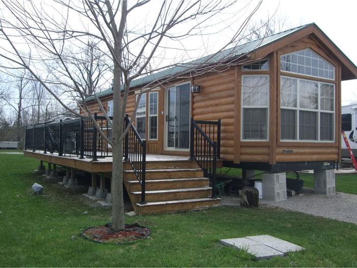 Park model home sales ontario