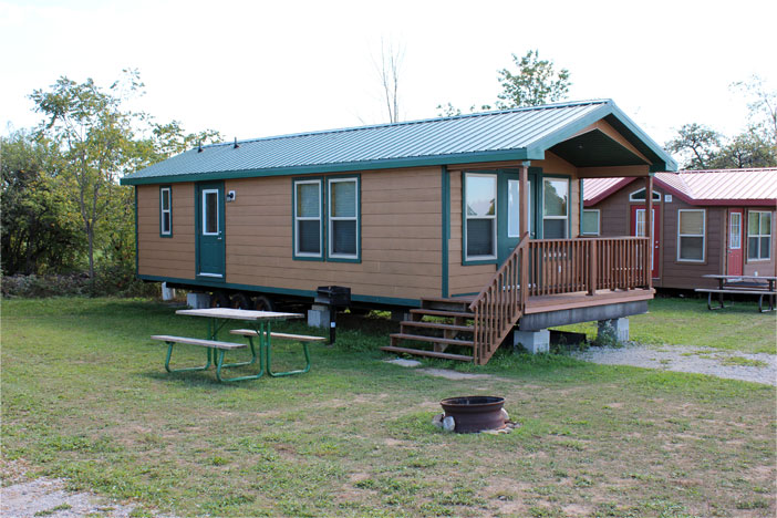 Cabin Rental Unit - Click to view more details