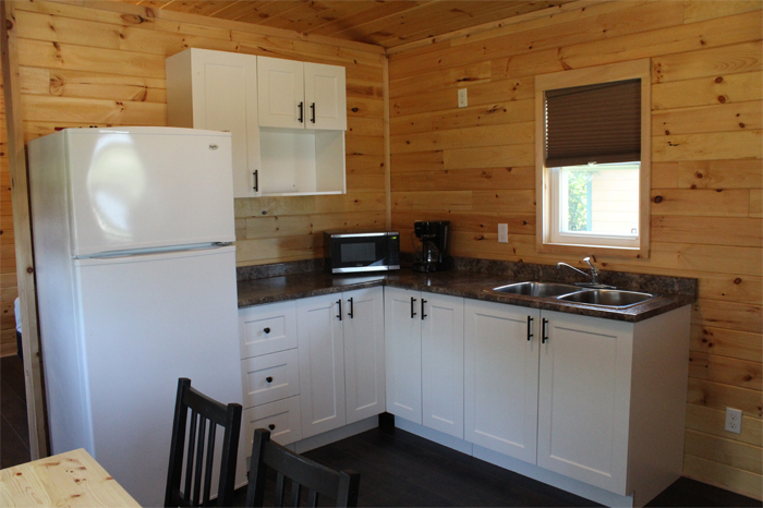 Large Cottager Rental Unit - Kitchen