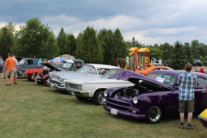 Car Show Ontario Canada Campground - Car show com