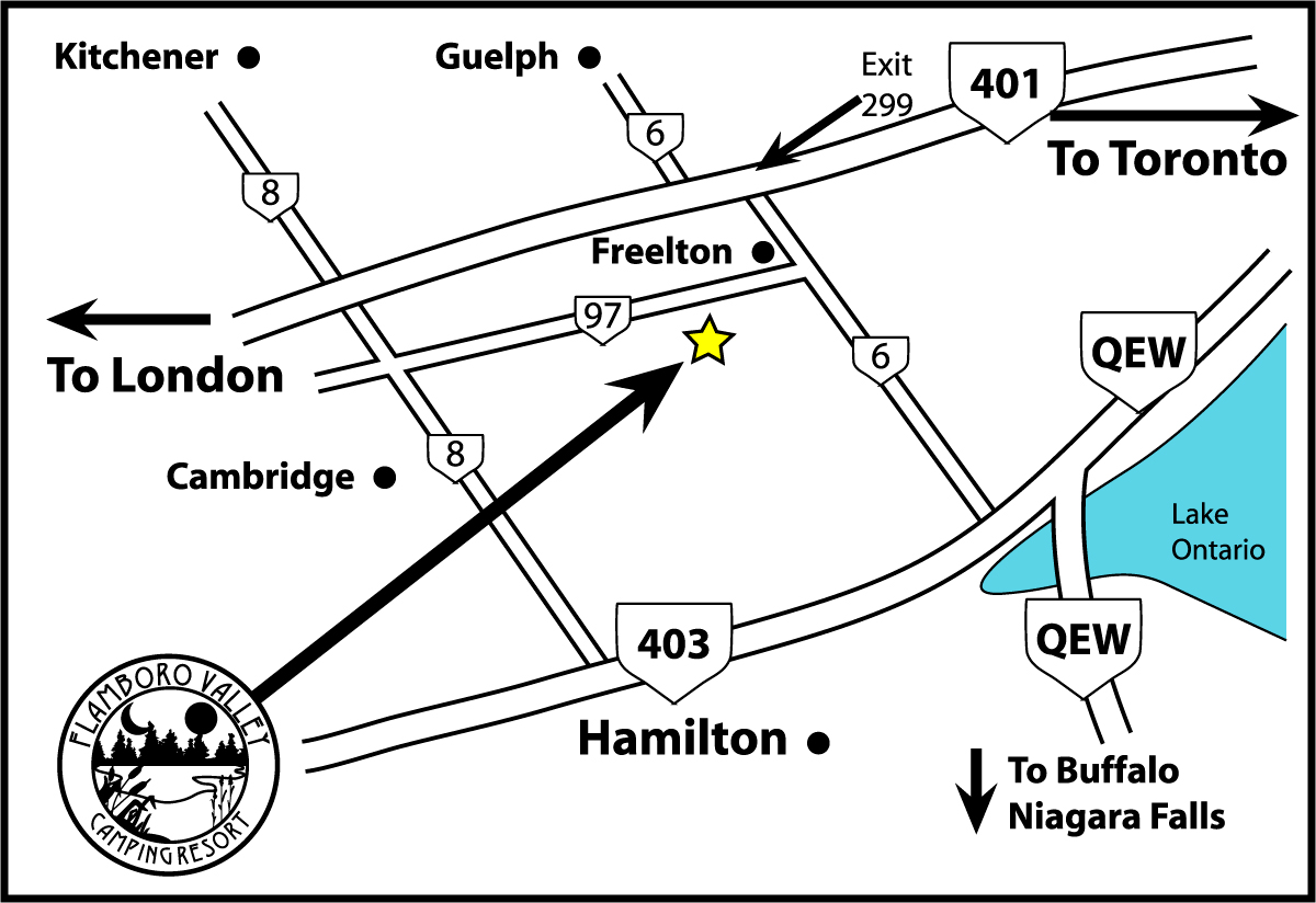 Map 401.Directions Directions From Hwy Google Map Coordinates And